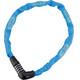 ABUS 5805C Steel-O-Chain Cykellås blå
